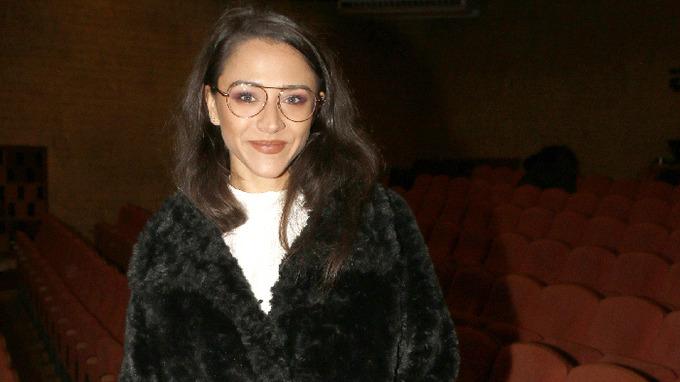 Zpěvačka a herečka Eva Burešová