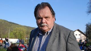 Uznávaný odborník Jan Žaloudník