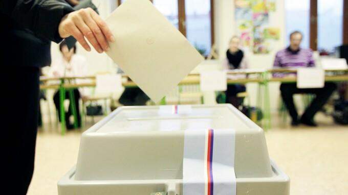 Volby – Ilustrační snímek