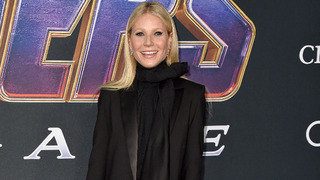 Herečka Gwyneth Paltrow