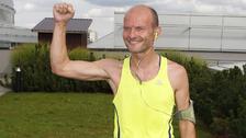 Dalibor Gondík před 10 lety začal s běháním.