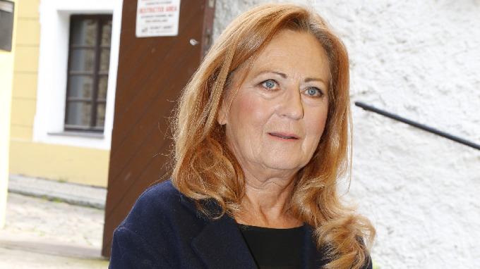 Simona Stašová je v domácí karanténě