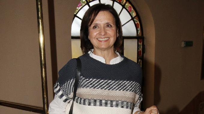 Herečka Veronika Freimanová
