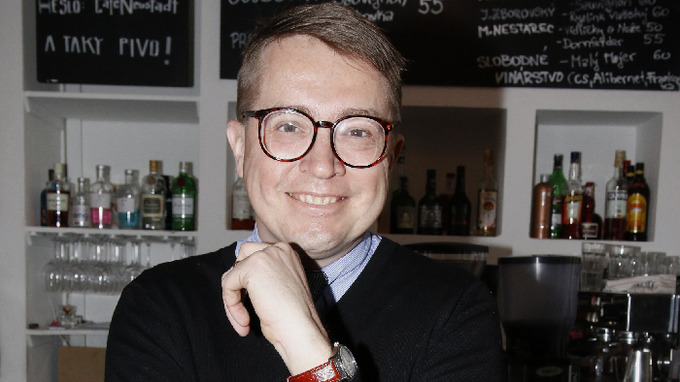 Uznávaný odborník Roman Šmucler