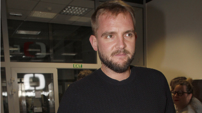 Moderátor Libor Bouček
