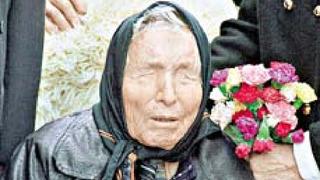 Baba Vanga byla bulharská nevidomá věštkyně a morální autorita