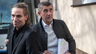 Ivan Bartoš a premiér Andrej Babiš