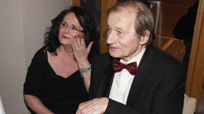 Radoslav Brzobohatý a Hana Gregorová