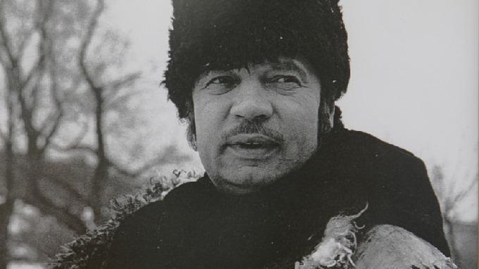 Legendární herec Vladimír Menšík