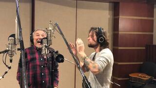 Karel Gott a Richard Krajčo vytvořili vánoční duet