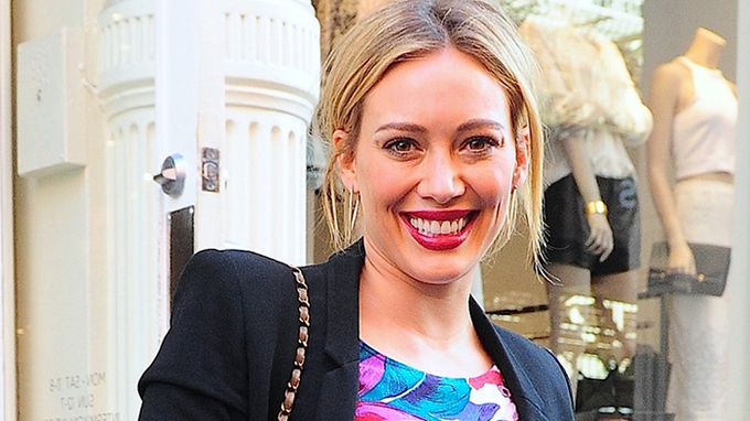 Hilary Duff čeká třetí dítě