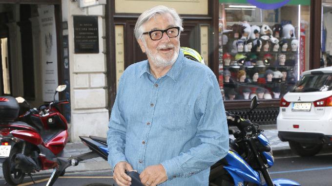 Herec Jiří Bartoška
