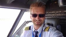 Marek Černoch byl profesí pilotem dopravního letadla
