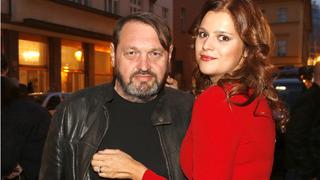 Josef Kokta a jeho manželka Ornella