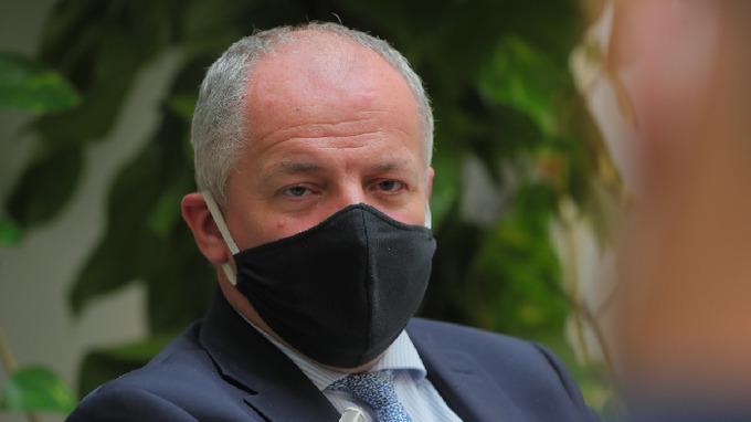 Bývalý ministr zdravotnictví Roman Prymula