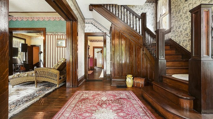 'Silence of the Lambs' house goes on the market – in time for Halloween