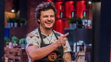 Roman je finalista populární kuchařské show