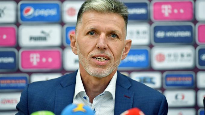 Jaroslav Šilhavý má koronavir.