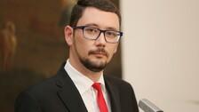 Mluvčí hlavy státu Jiří Ovčáček