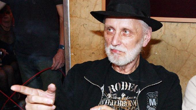 Legendární zpěvák Karel Černoch