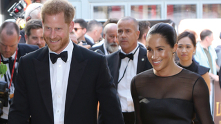 Princ Harry a Meghan Markle