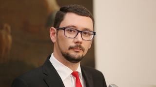 Hradní mluvčí Jiří Ovčáček