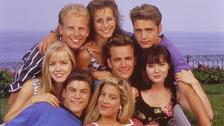 Představitelé legendárního seriálu Beverly Hills 90210