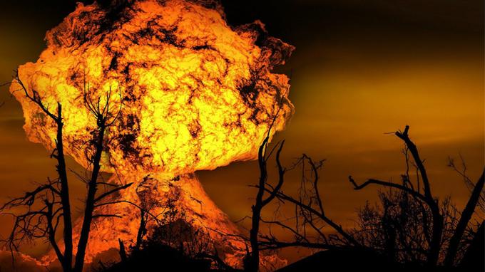 Země má zaniknout ve spalujícím ohni