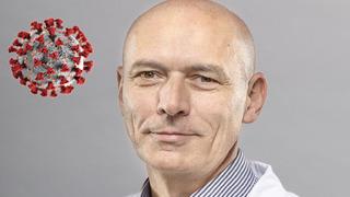 Oční lékař Martin Choleva
