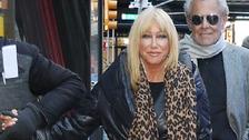 Herečka Suzanne Somers vypadá i po sedmdesátce dobře