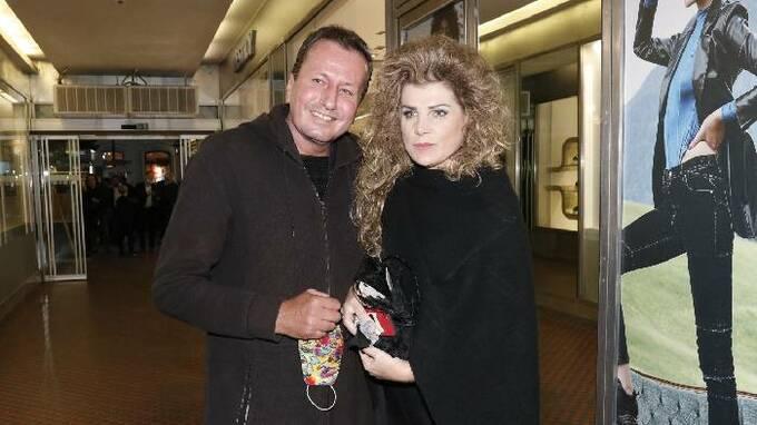 Libor Baselides a  Martina Kamarýtová