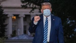 Prezident Donald Trump nehodlá předat prezidentský úřad Bidenovi