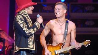 Eddie Van Halen byl legendární kytarista