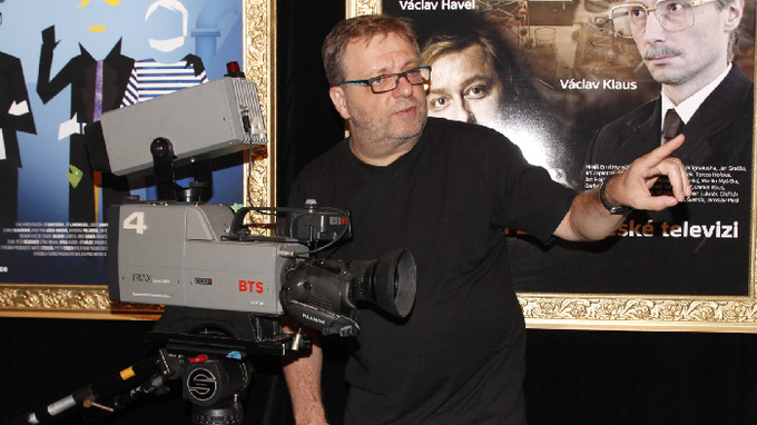 Režisér Milan Šteindler