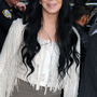 Cher Visits 'Late Show With David Letterman' – New York