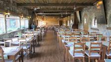 Restaurace, která otevřela i přes vládní opatření