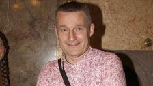 Hudebník a herec Vladimír Hron