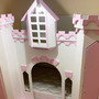 FAIRY CASTLE BED FOR DAUGHTER