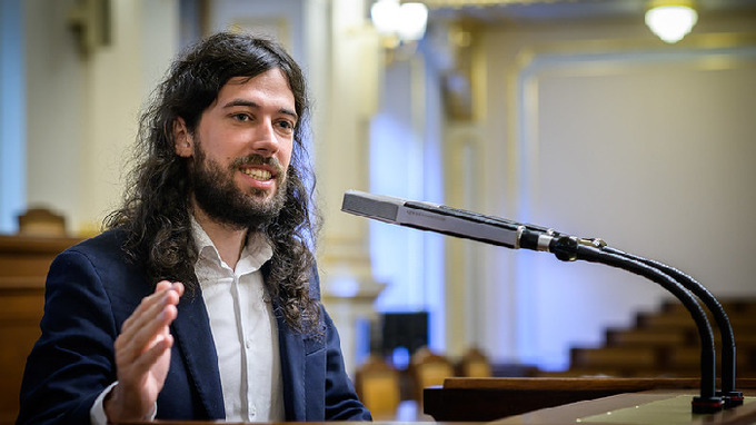 Poslanec Mikuláš Ferjenčík