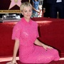 Kaley Cuoco Honored With A Star On The Hollywood Walk Of Fame – By Lionel Hahn