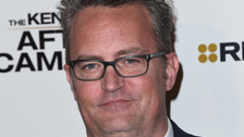Herec Matthew Perry