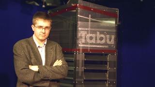 Roman Šmucler se proslavil coby moderátor pořadu