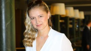 Monika Žídková je v současné době starostka