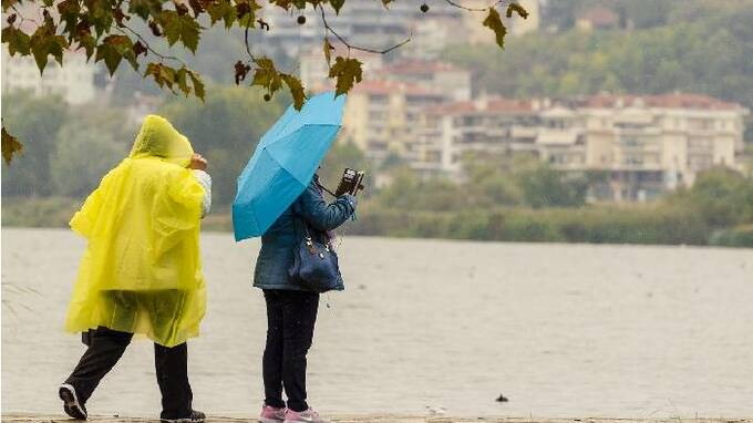 Počasí nás čeká typické listopadové