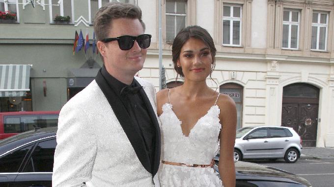 Kamil vychválil svou partnerku Andreu