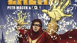 Zázrak je první český komiksový hrdina