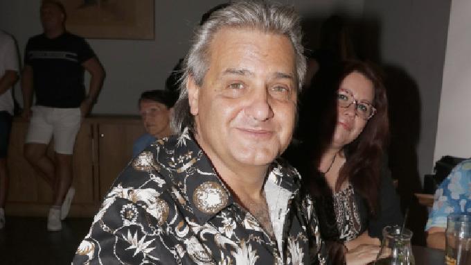 Moderátor a spisovatel Slávek Boura