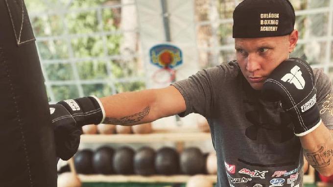 Zdeněk Chládek ukončil boxerskou kariéru
