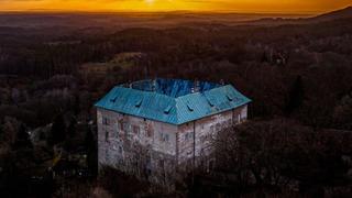 O hradu Houska se mluví jako o bráně do pekel