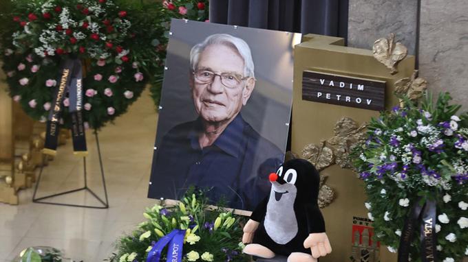 Vadim Petrov zemřel ve věku 88 let